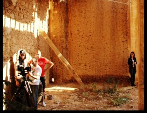 Behind The Scenes – Searching Video Shoot