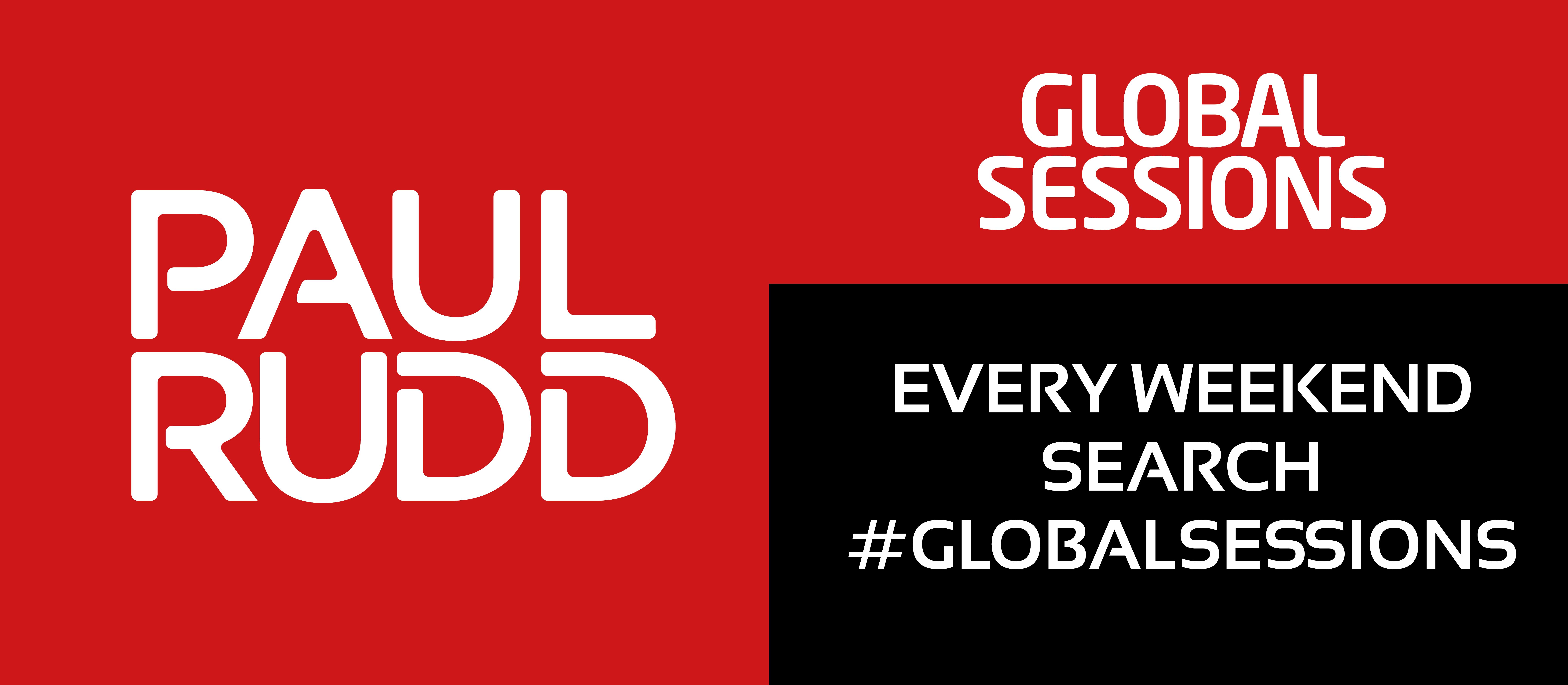 DJ Paul Rudd Globalsessions