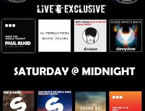 Rock FM Cyprus – Show 2 – Sat 25th April